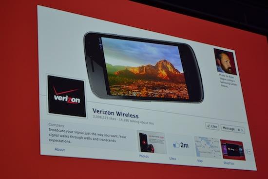 Verizon事例