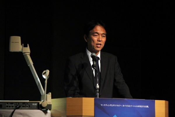 セールスフォース・ドットコム執行役員 プロダクトマーケティング 榎 隆司氏