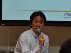 日経BP社 ITpro編集 プロデューサー 菊池 隆裕氏