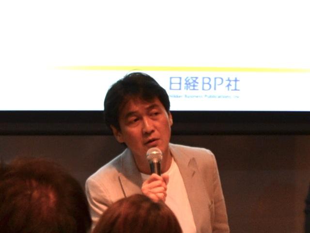 慶應義塾大学 政策・メディア研究科 特別招聘教授 夏野 剛氏