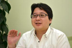 LINE 舛田氏