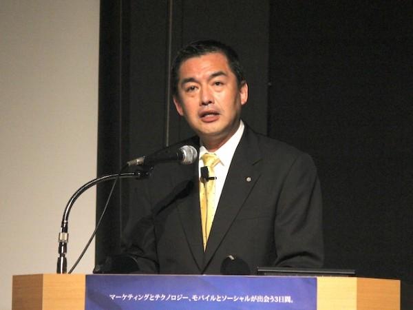 日本航空 代表取締役会長 大西賢氏