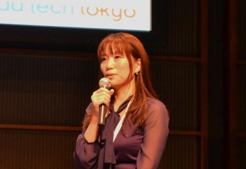今田 素子氏 株式会社メディアジーン 株式会社インフォバーン 代表取締役 最高執行責任者
