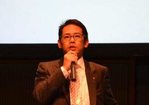 笹間 靖彦氏 株式会社資生堂 国内化粧品事業部 デジタルビジネス開発部長