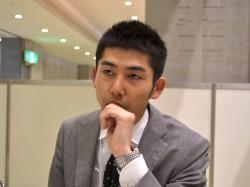 株式会社くもん出版 経営企画部 チームリーダー 小山衆氏