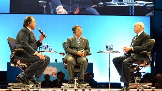 【Cloudforce Japan レポート(1)】トヨタ自動車社長 豊田 章男氏・前米国務長官 コリン・パウエル氏・セールスフォースCEO マーク・ベニオフ氏が語る「イノベーションとグローバルリーダー」とは?