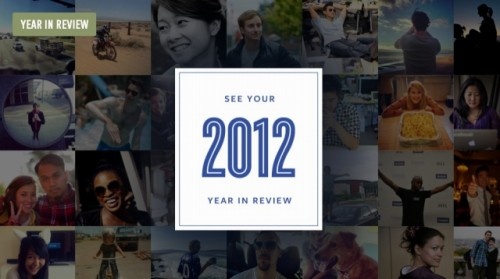 Facebook 「Year In Review」機能を公開