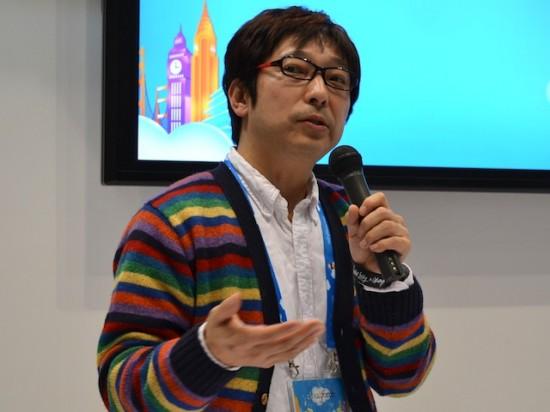 株式会社ループス・コミュニケーションズ 代表取締役社長 斉藤徹氏