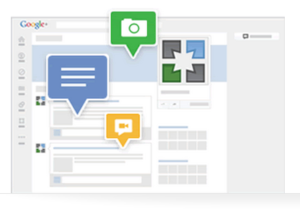 Google+ページイメージ