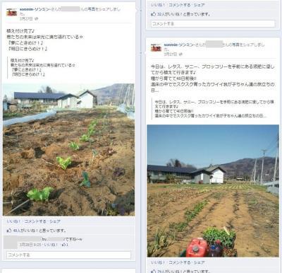 facebook 活用 事例 プロモーション sonmin-ソンミン-/フリーダムビレッジ株式会社 成長過程