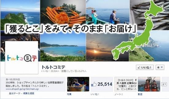 facebook 活用 事例 プロモーション トルトコミテ カバー