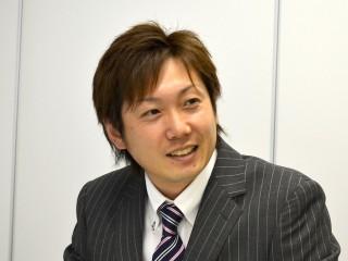 株式会社ジェイ・サプリ 小島氏