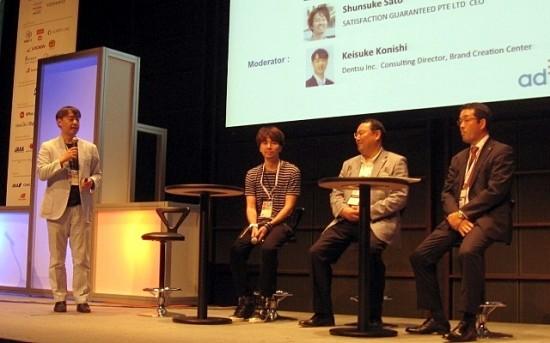 【ad:tech東京2013レポート(2)】ソーシャルメディアとモバイルによる体験価値上昇時代のブランド戦略とは?
