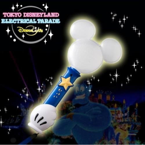 東京ディズニーリゾート パレードに連動するライト「マジカルドリームライト」
