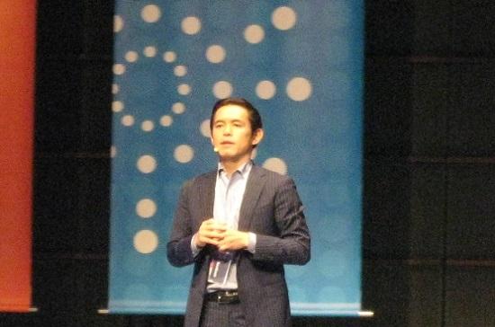 Facebook Japan代表取締役   岩下充志氏