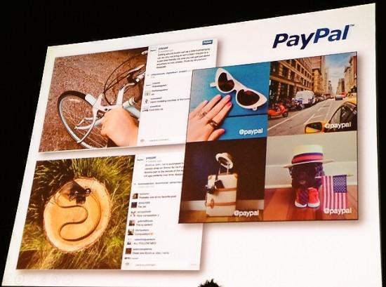 Paypal Facebookページ Instagramとの連携