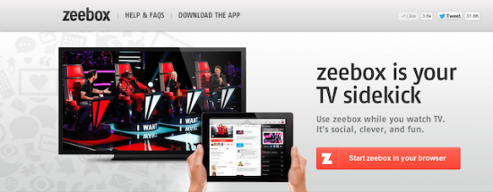 ソーシャルTVカンファレンス2013レポート:参加型視聴体験を実現する「zeebox」創業者アンソニー・ローズ氏のセッション【ソーシャルテレビラボ】