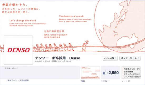 デンソー 新卒採用 Denso