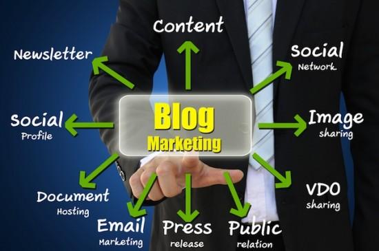 コンテンツマーケティングを意識したオウンドメディアとしてブログを活用する3つのメリット