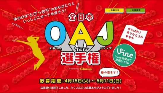 全日本OAJ選手権