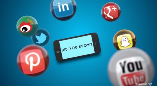 【人気動画最新版】Socialnomics2014で知っておくべき10のデータ