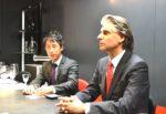 """【企業担当者に聞くSMM最前線】リーデル(RSN JAPAN 株式会社) ウォルフガング J.アンギャル氏・西村 敏雄氏~高エンゲージメント率を誇るFacebookページによる""""効果""""とは?(1/2)"""