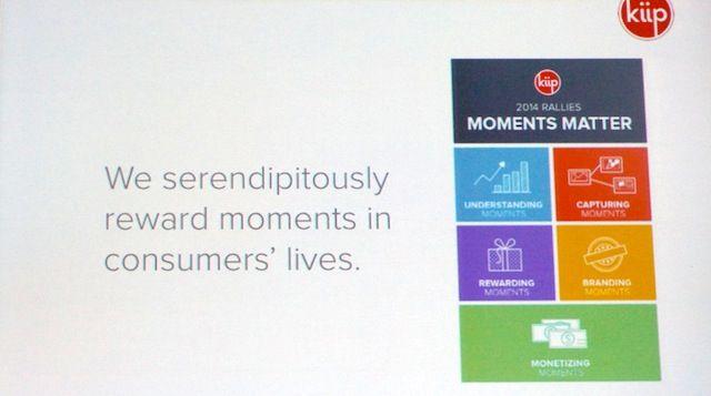 リワードのモーメントは消費者の日常の至る所に存在する
