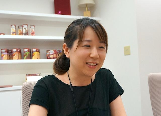 ハーゲンダッツ ジャパン 續 怜子氏