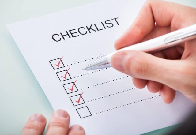 TOP_checklist