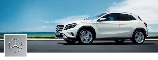 Facebook広告事例:Mercedes-Benz Japan