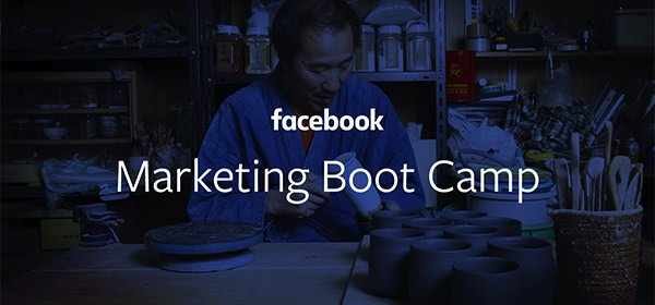 「Facebook Marketing Boot Camp」