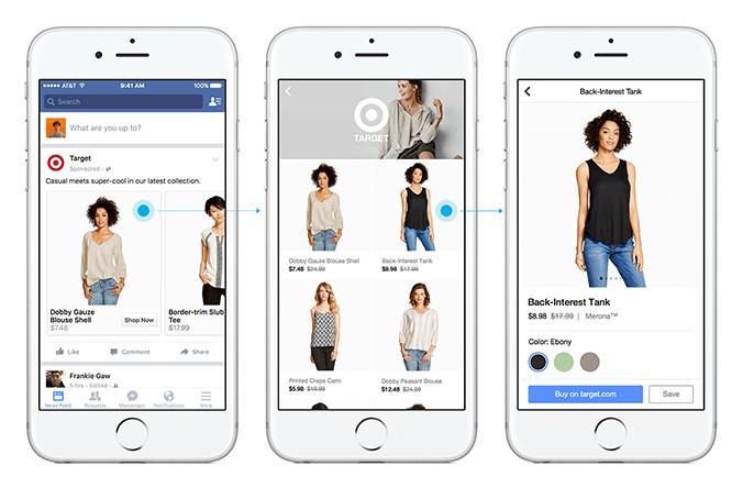 Facebook広告新フォーマット「キャンバス」とは?キャンバス広告の概要と出稿データをご紹介!