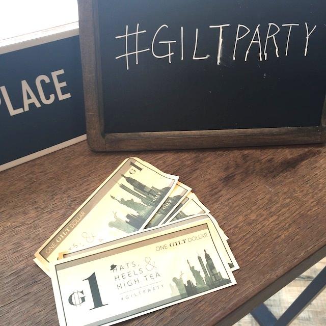 GILTPARTYの仮想通貨「GILT」