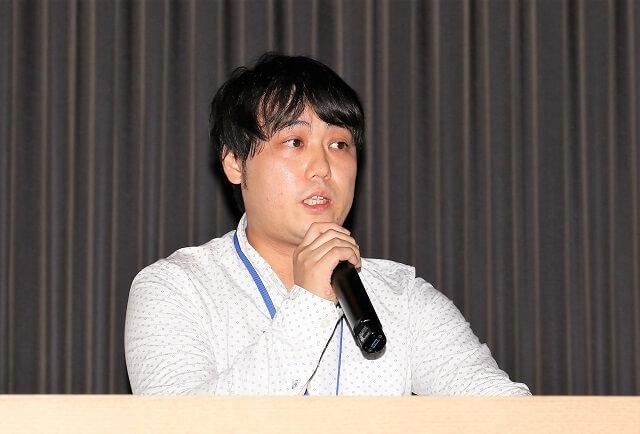 Crevo株式会社 越ケ谷 泰行 氏