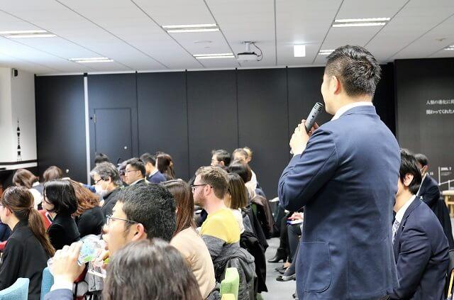 質疑応答では参加者から次々と質問が上がり、中国市場への関心の高さが窺い知れた