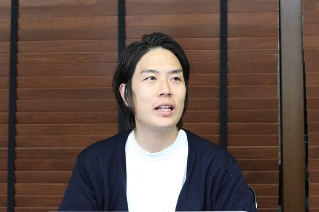 株式会社ナノ・ユニバース 経営企画本部 WEB戦略部長 越智 将平氏