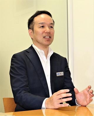 株式会社エイチ・アイ・エス コーポレートコミュニケーションチーム チームリーダー 丹下 陽一郎 氏