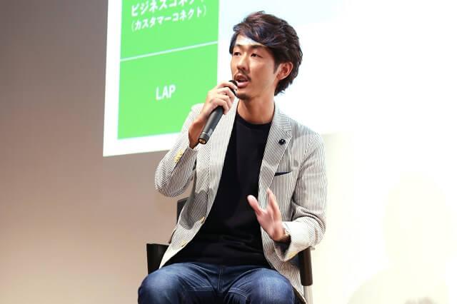 LINE Ads Platformセールス・コンサルティング室 室長 池端 由基氏