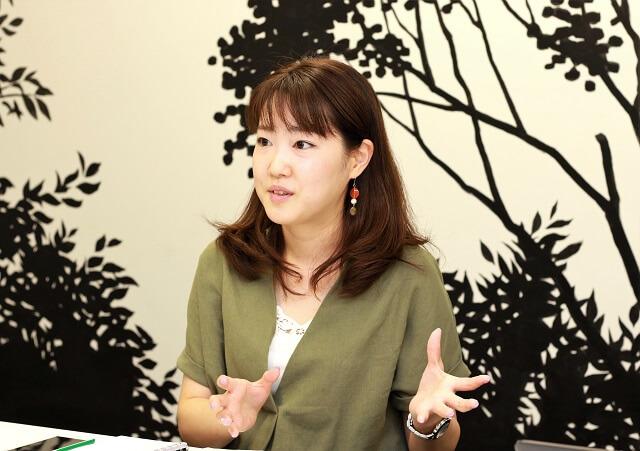 ライオン株式会社 宣伝部 デジタルコミュニケーション推進室 内田 佳奈 氏