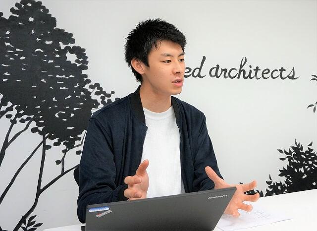 アライドアーキテクツ株式会社 マーケティング事業本部 金濱壮史(かなはま たけし)