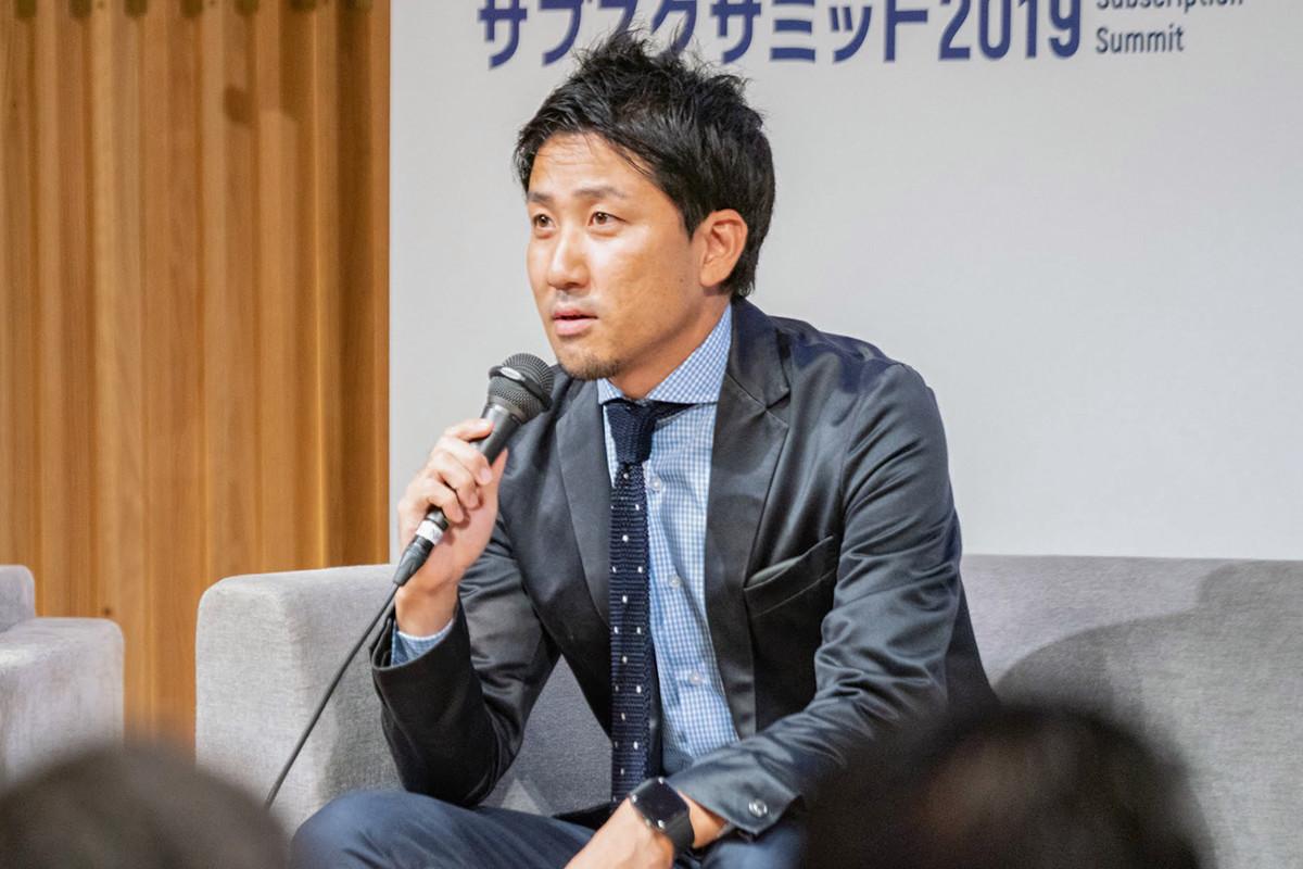 サブスクサミットsession3 株式会社NTTドコモ 佐々木 啓悦 氏
