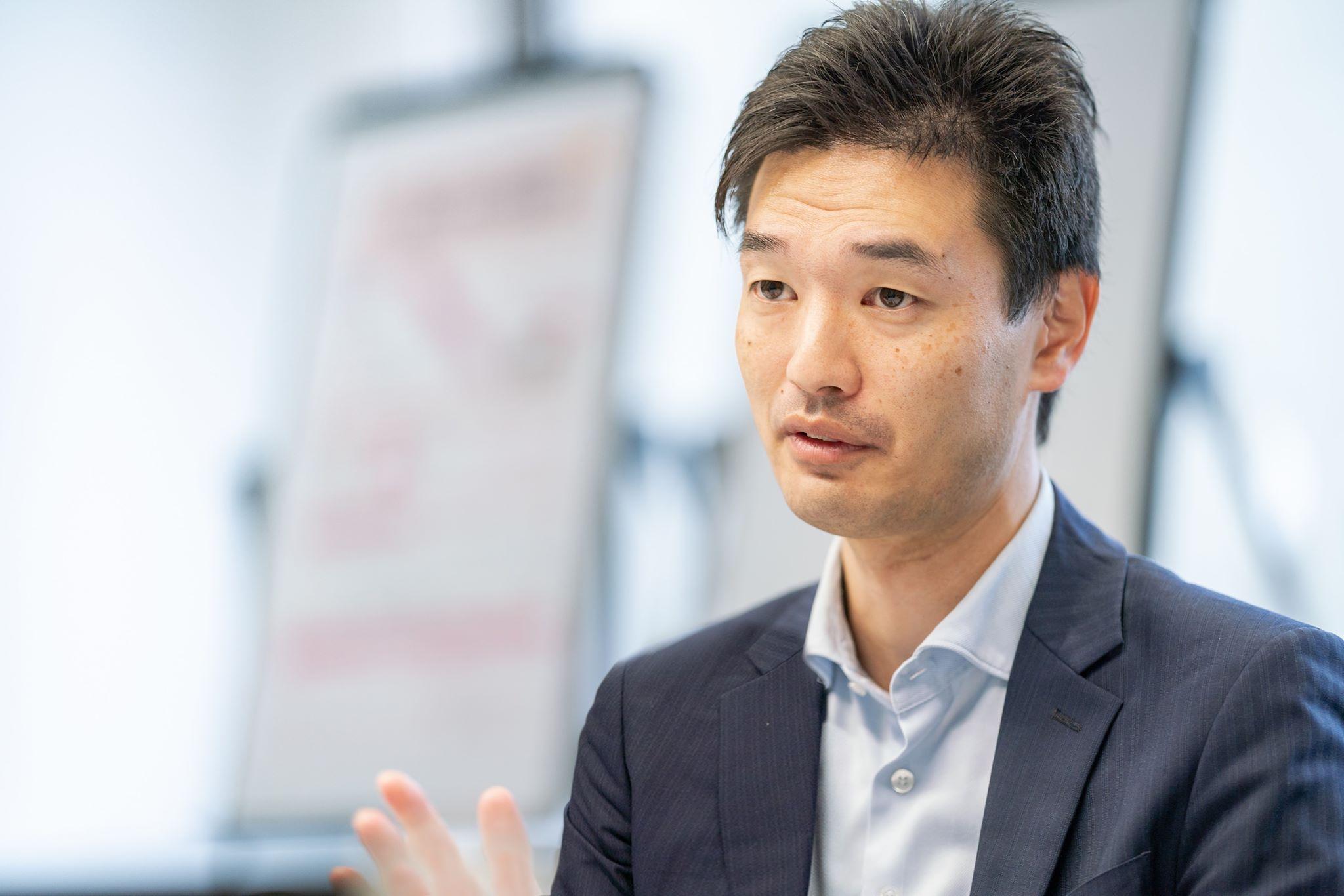 第一生命株式会社 福辺浩嗣氏