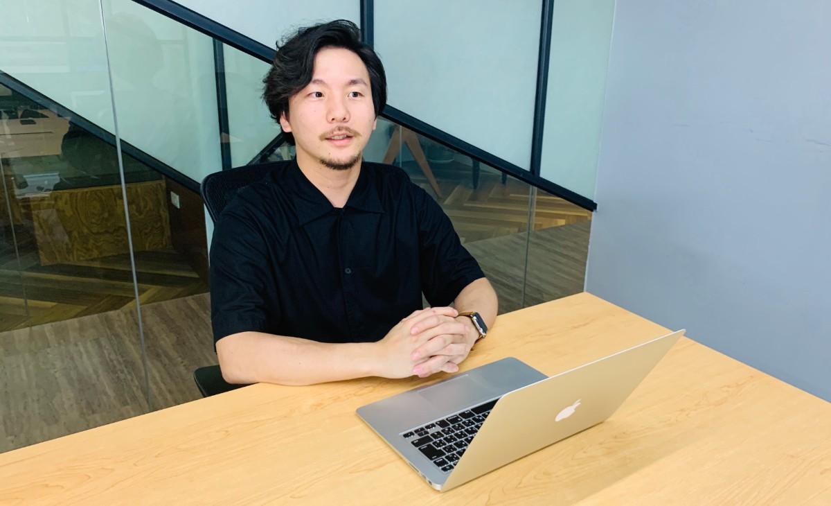 マイクロアド台湾インタビュー記事 丸木氏