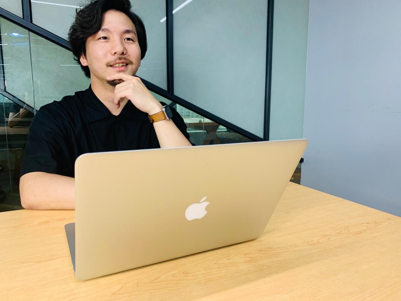 マイクロアド台湾記事vol.3 丸木氏