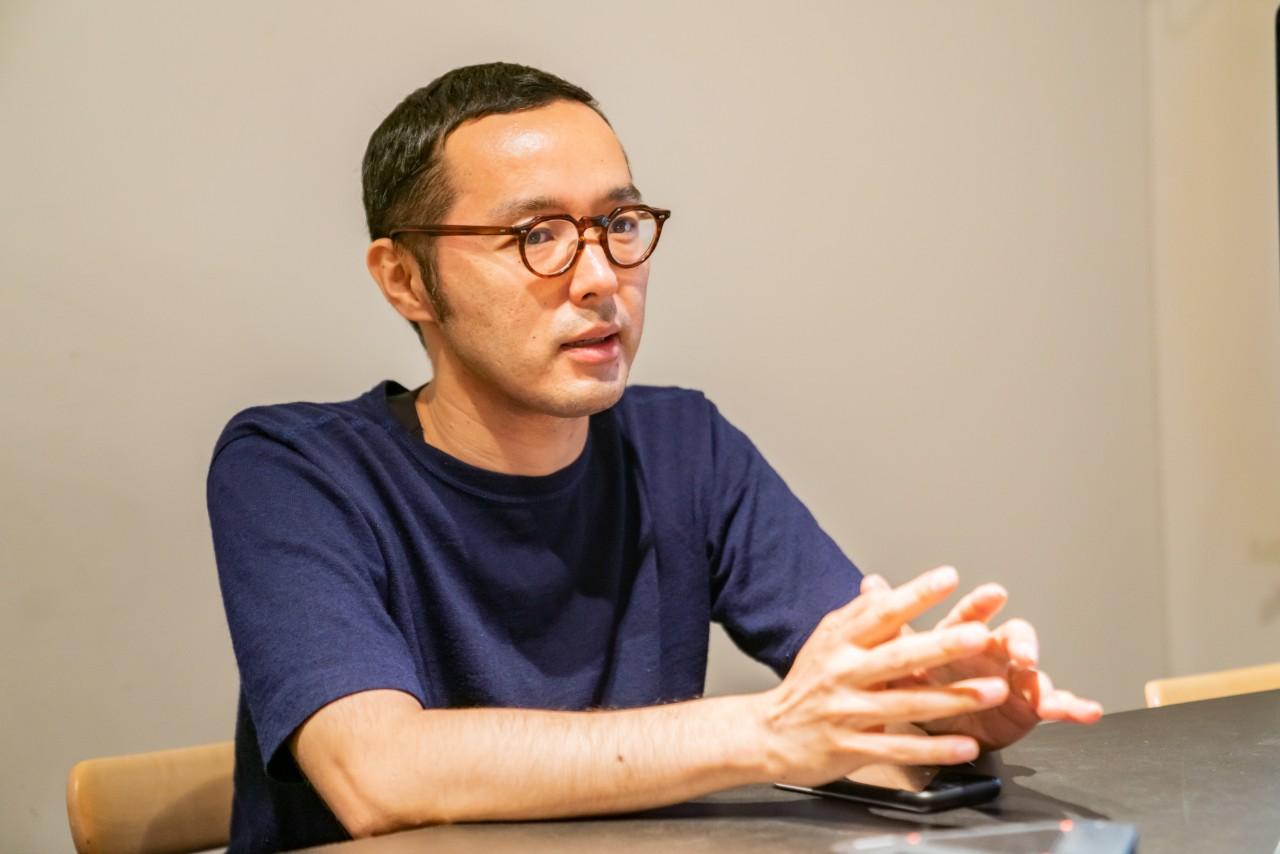 IKEUCHI ORGANIC株式会社 営業部部長 牟田口(むたぐち)武志氏