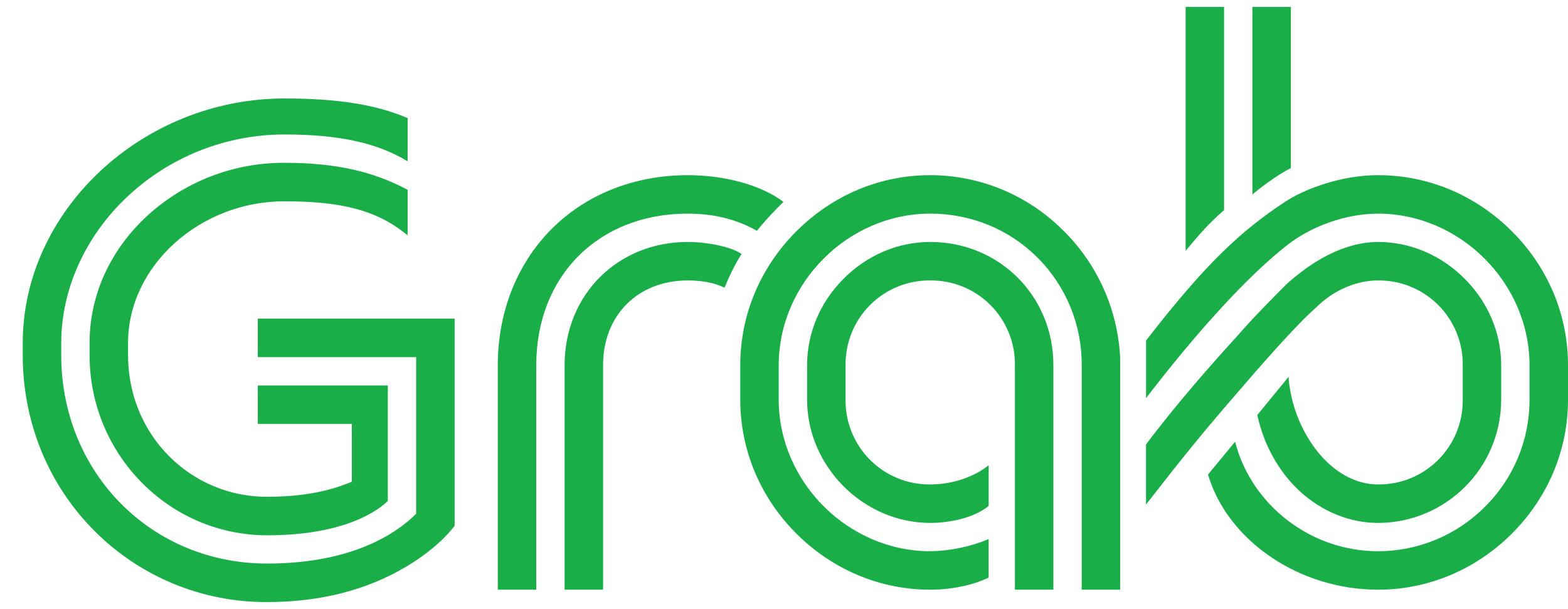 Grab ロゴ