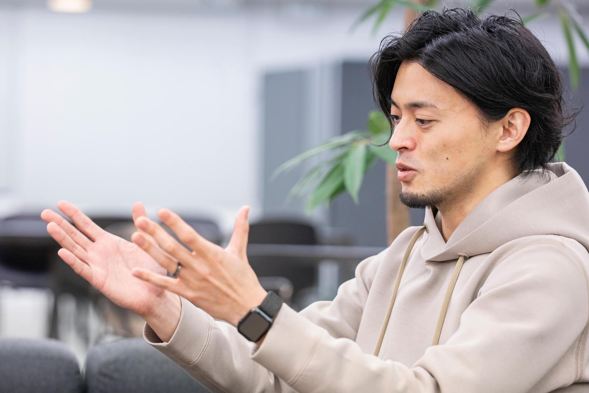 アライドアーキテクツ株式会社 取締役 CPO 村岡 弥真人氏