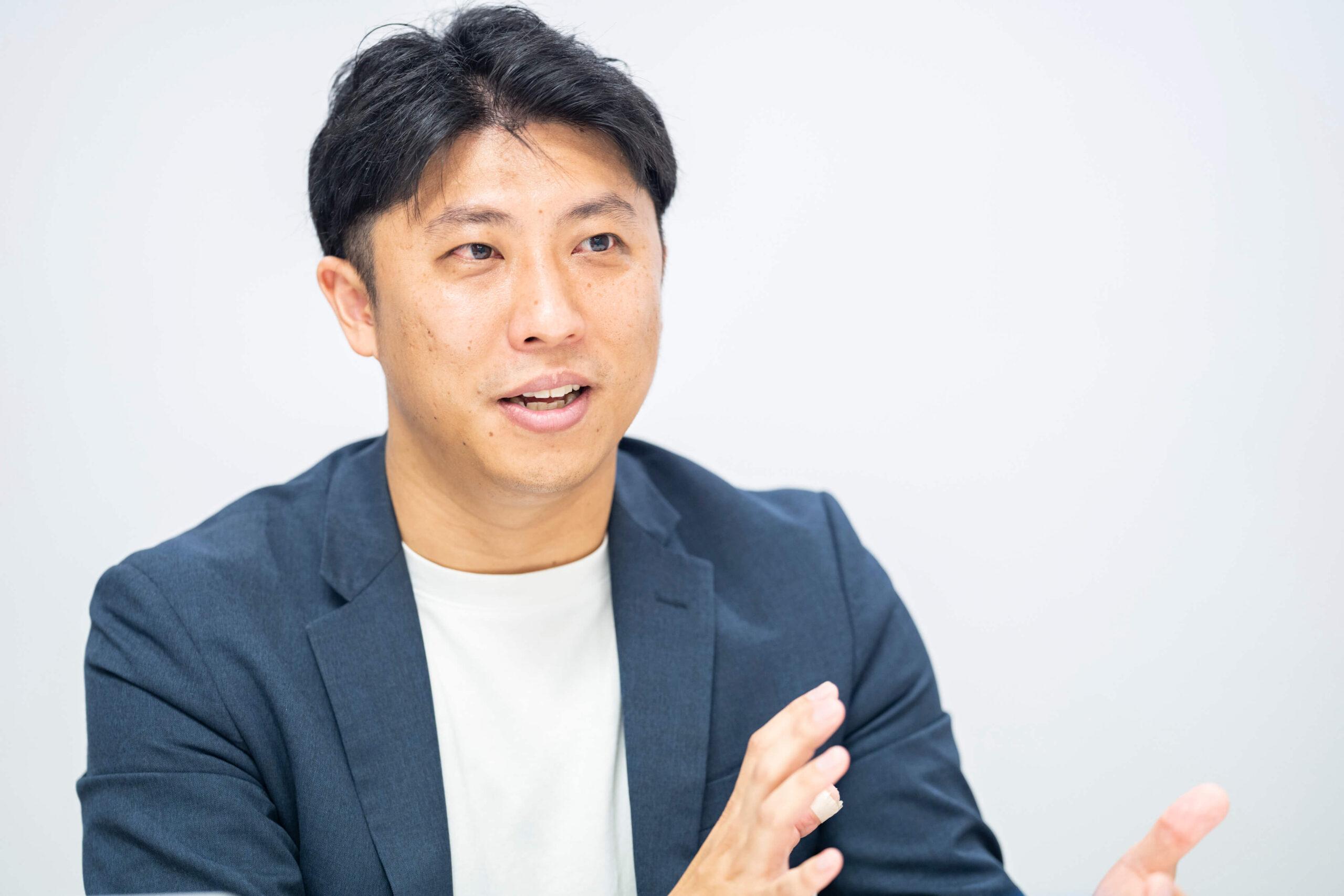 北川健太郎氏